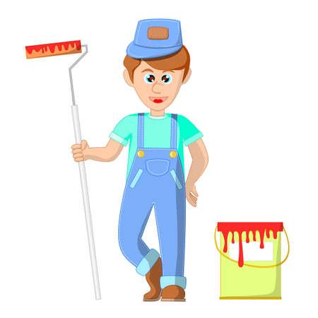 workmanship: Painter