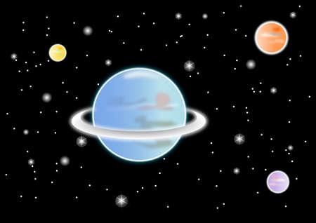 행성 스톡 콘텐츠 - 18700408