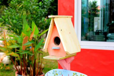 maison oiseau: Bird House