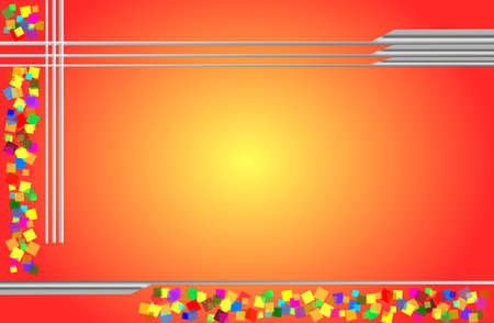 여러 가지 빛깔 배경