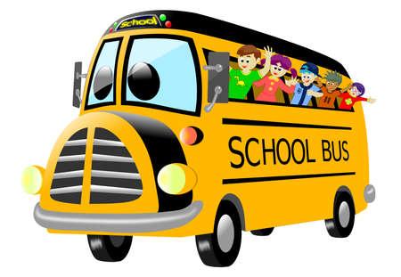 학교 버스 스톡 콘텐츠 - 48041066