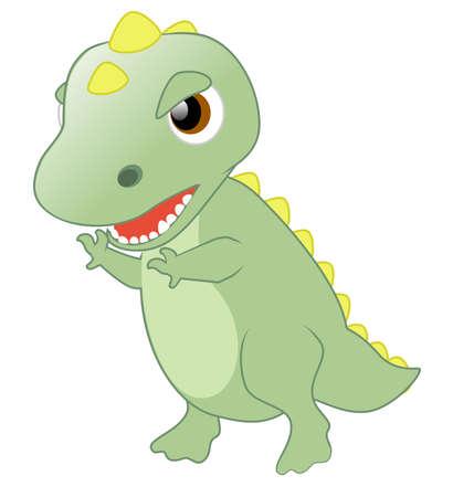 Tyrannosaurus rex, king of dinosaur