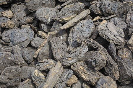 good quality: Good value and good quality coal in stock waiting for the first customers.