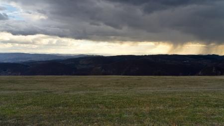 Long way home thru Valjevo mountains, west Serbia