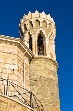 bell tower: Bell tower of St.Stephen