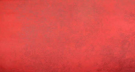 leathery: Artificial leather in red color as a background