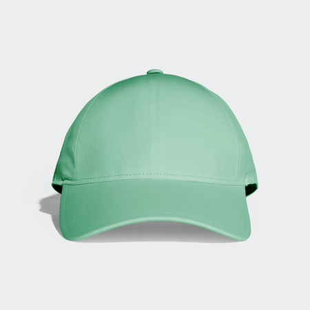 Medium Sea Green Baseball Cap Mock up