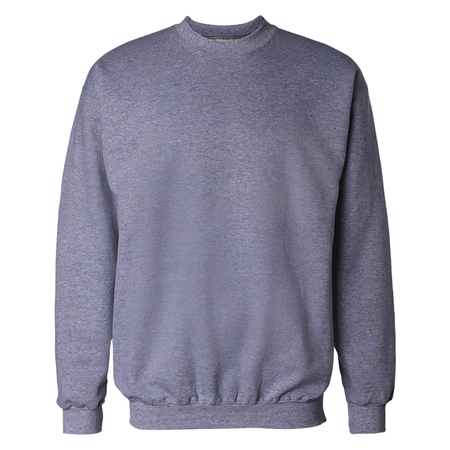 Lavender Crewneck Sweat Shirt Mockup
