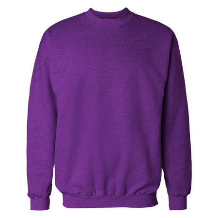 Medium Orchid Crewneck Sweat Shirt Mockup 版權商用圖片