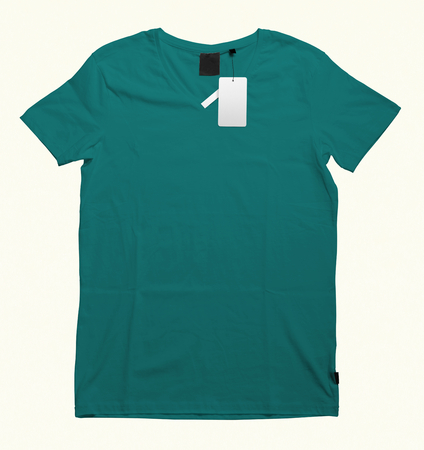 Beautiful V-Neck T-shirt mock-up to showcase your t-shirt designs. With these free mock up templates you don't have to wait for your artwork to be done, by simply pasting your graphic into this