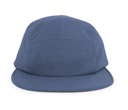 A modern Cool Guy Cap Mock Up In Navy Peony Color to help you present your hat designs beautifully. You can customize almost everything in this hat mockup to match your cap design.