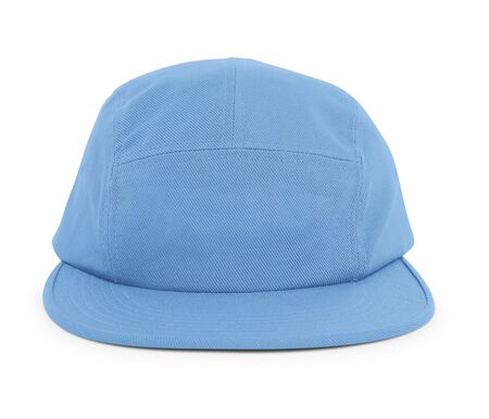 A modern Cool Guy Cap Mock Up In Little Boy Blue Color to help you present your hat designs beautifully. You can customize almost everything in this hat mockup to match your cap design. Banco de Imagens