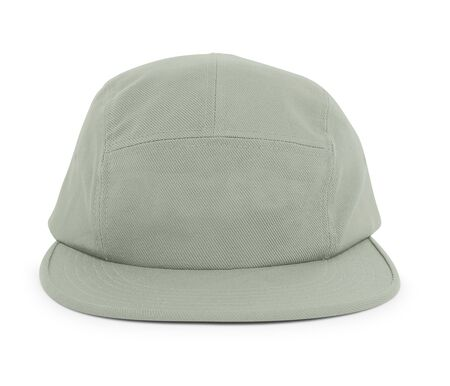 A modern Cool Guy Cap Mock Up In Desert Sage Color to help you present your hat designs beautifully. You can customize almost everything in this hat mockup to match your cap design.