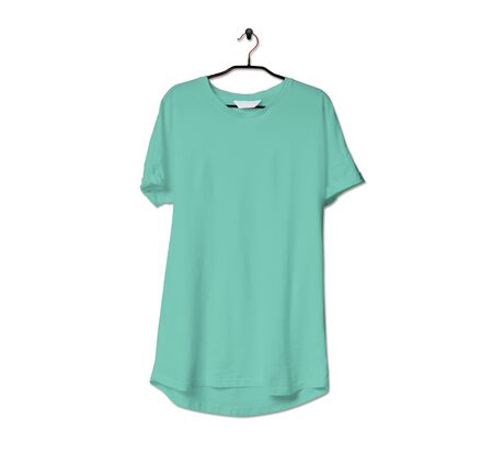 Grab this impressive Realistic Tshirt Mock Up In Beveled Glass Color to give a boost to your brand logo. This mock up are highly Perfect for showcasing your artwork.