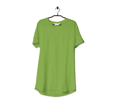 Grab this impressive Realistic Tshirt Mock Up In Classy Greenery Color to give a boost to your brand logo. This mock up are highly Perfect for showcasing your artwork. 写真素材