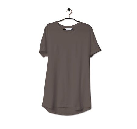 Grab this impressive Realistic Tshirt Mock Up In Rocky Granite Color to give a boost to your brand logo. This mock up are highly Perfect for showcasing your artwork. 写真素材