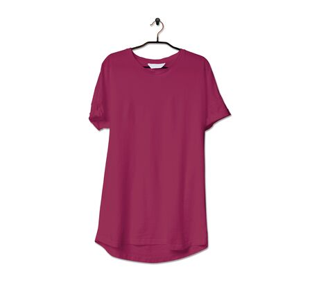 Grab this impressive Realistic Tshirt Mock Up In Dark Sangria Color to give a boost to your brand logo. This mock up are highly Perfect for showcasing your artwork. 写真素材