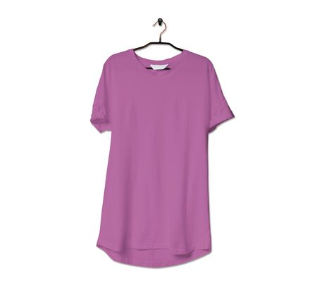 Grab this impressive Realistic Tshirt Mock Up In Spring Crocus Color to give a boost to your brand logo. This mock up are highly Perfect for showcasing your artwork.