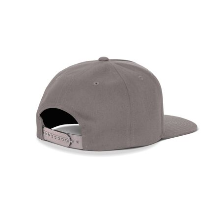 A blank Back View Dancer Cap Mock Up In Chicory Coffee Color up to help your designs beautifully. Promote your hat brand across with this high resolution Mock up.
