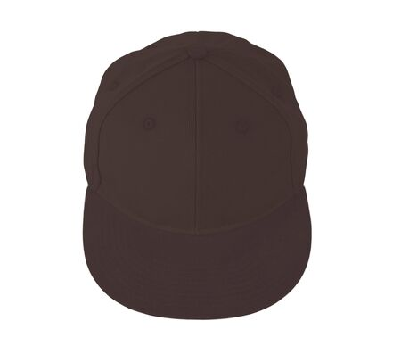 This Up View Snapback Cap Mock Up In Chicory Coffee Color is easy to use. Add your graphic into this mock-up as well as you like. An amazing mockup to help you present your designs beautifully. Zdjęcie Seryjne