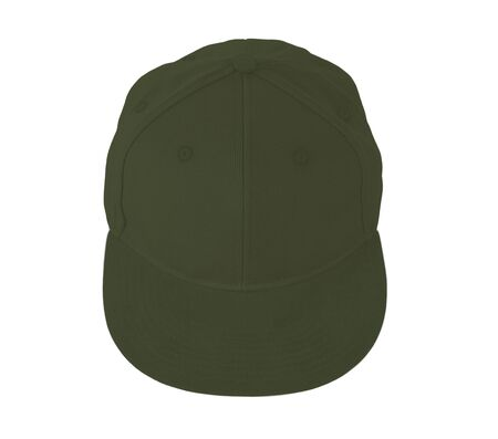 This Up View Snapback Cap Mock Up In Cypress Green Color is easy to use. Add your graphic into this mock-up as well as you like. An amazing mockup to help you present your designs beautifully.
