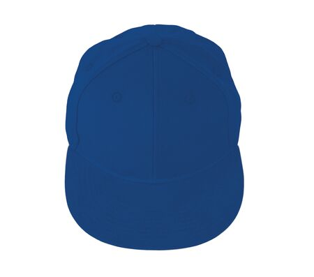 This Up View Snapback Cap Mock Up In Princess Blue Color is easy to use. Add your graphic into this mock-up as well as you like. An amazing mockup to help you present your designs beautifully. Stockfoto