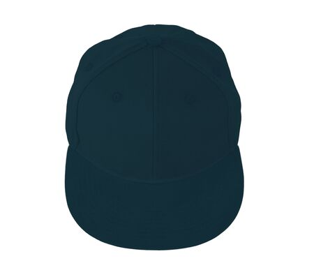 This Up View Snapback Cap Mock Up In Reflecting Pond Color is easy to use. Add your graphic into this mock-up as well as you like. An amazing mockup to help you present your designs beautifully.