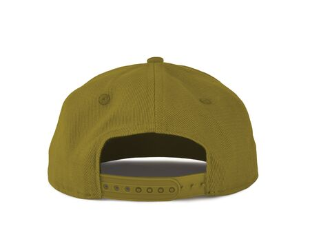 Add your graphic into this Back View Snapback Cap Mock Up In Antique Moss Color as well as you like, You can customize almost everything in this image.