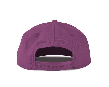 Add your graphic into this Back View Snapback Cap Mock Up In Spring Crocus Color as well as you like, You can customize almost everything in this image.