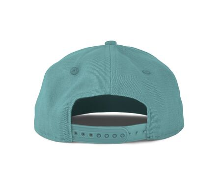 Add your graphic into this Back View Snapback Cap Mock Up In Limpet Shell Color as well as you like, You can customize almost everything in this image. Imagens