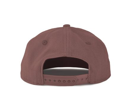 Add your graphic into this Back View Snapback Cap Mock Up In Ash Rose Color as well as you like, You can customize almost everything in this image. Imagens