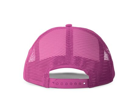 With these Back View Realistic Cap Mock Up In Spring Crocus Color templates you don't have to wait for your brand artwork to be done. Add your graphic into this HD Mock-up.