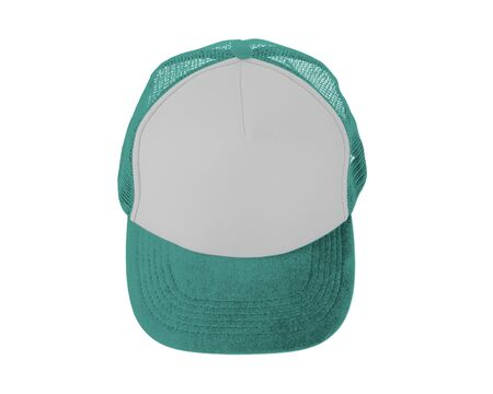 Make your design work becomes more practical with this Front View Realistic Cap Mock Up In Beveled Glass Color
