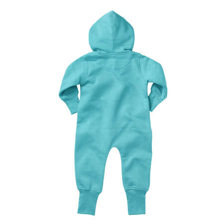 If you work on advanced, demanding designs and seek for realistic effects, this Back View Beautiful Baby Fleece Mock Up In Blue Radiance Color will fulfill your needs. Foto de archivo