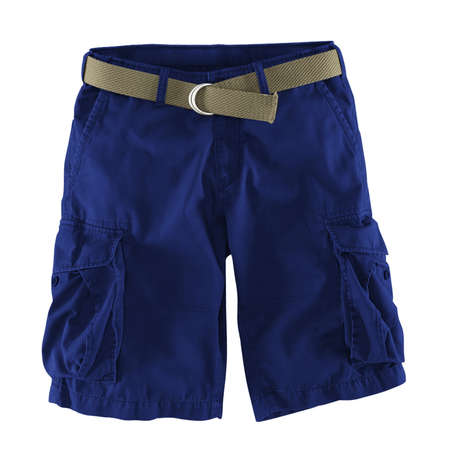 Add your logo design into this Front View Fantastic Men's Shorts Mockup In Deep Ultramarine Color as much as you like, you can customize everything you like.