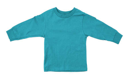 Jump straight into creating lovely pictures for your design, with this Front View Impressive Toddler Longsleeve T Shirt Mokup In Blue Curacao Color.