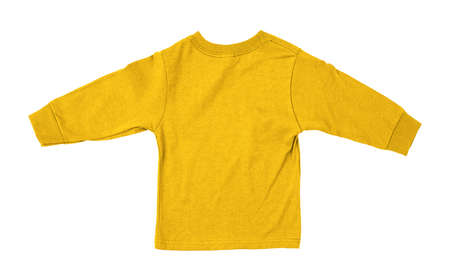 Just put your artwork on this Back View Impressive Toddler Longsleeve T Shirt Mokup In Cyber Yellow Color, and your baby t shirt is ready for sale.
