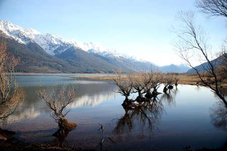 wakatipu: Southern Alps Lake Wakatipu