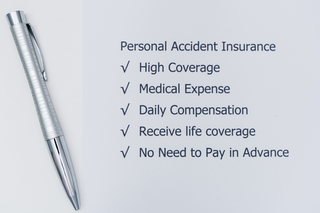 Personal Accident Insurance is a choice that should be made. If your career and life, it is more vulnerable than others.