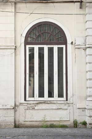 Vintage windows Stock Photo - 12611780