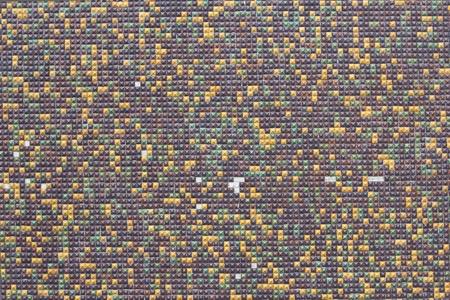Ceramic glass colorful tiles mosaic photo