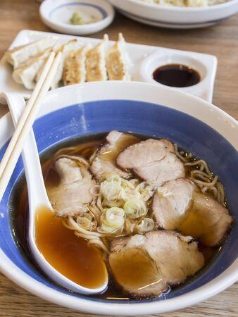 Ramen Noodle, Japanese tradition food photo