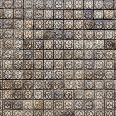 Mosaic tile background Stock Photo - 14648262