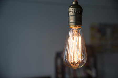 classic light bulb: Lighting Decoration