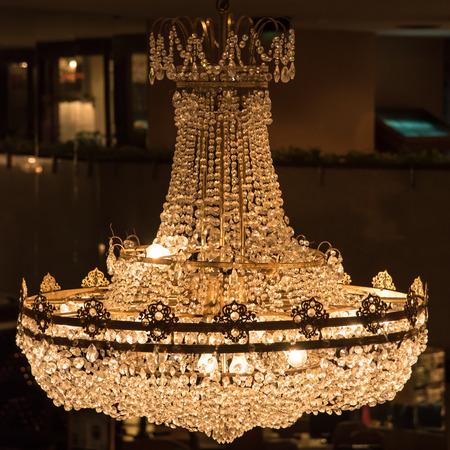 crystal chandelier: Luxury Crystal Chandelier