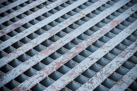 manhole: Rustic Metal Manhole Plate