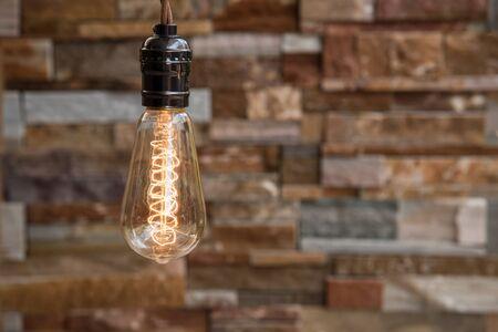 decor: Lighting decor Stock Photo