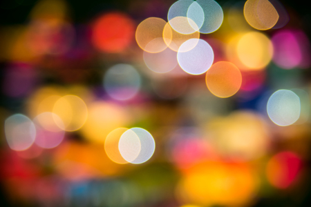 lighting background: Blurred of colorful lighting abstract background Stock Photo