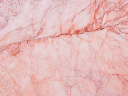 Abstract of pink marble texture background, Natural patterned for background and decoration