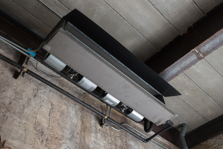 concealed: Ceiling Concealed Ducted Type Air Conditioner